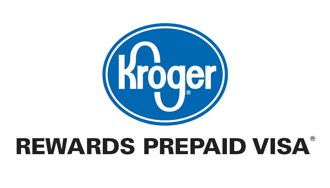 Kroger Rewards Prepaid Card Logo